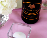 Image Of Wine At Durango Wedding Venues - Fox Fire Farms