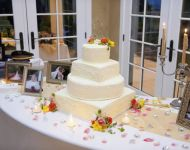 Fox Fire Farms :: Wedding Cake